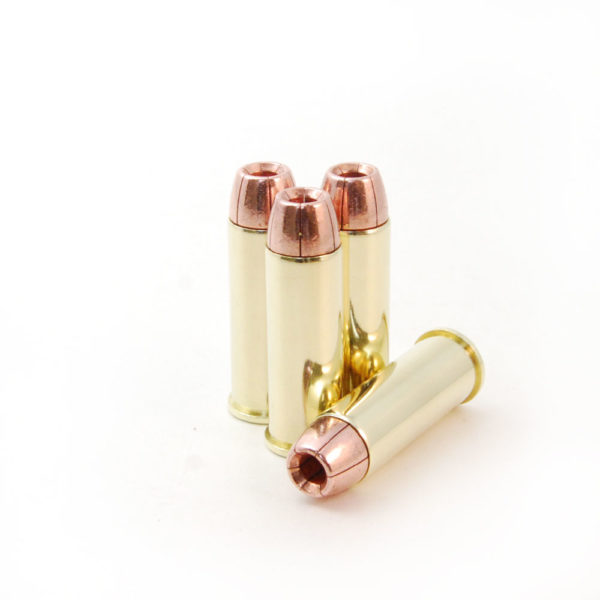 44 Magnum 225gr. Solid Copper-Hollow Point Ultimate Deer Load